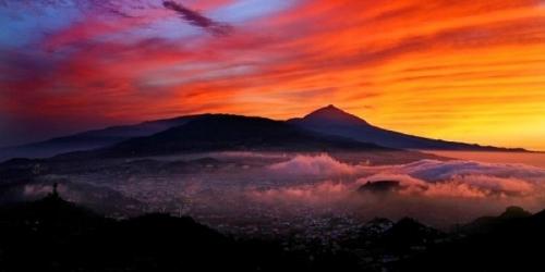 Tenerife l 39 isola d 39 oro mirador de jardina for Mirador de jardina