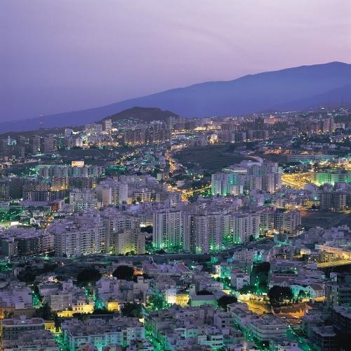 Tenerife l 39 isola d 39 oro scopriamo for Gimnasio santa cruz de tenerife